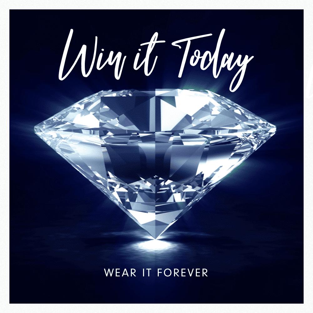Win a diamond – create your dream ring